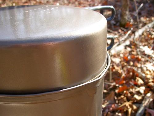 Evernew Titanium Pots - 1