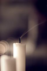 (cassiopeia81) Tags: candles smoke fotosondag fokusspardoft fs110109