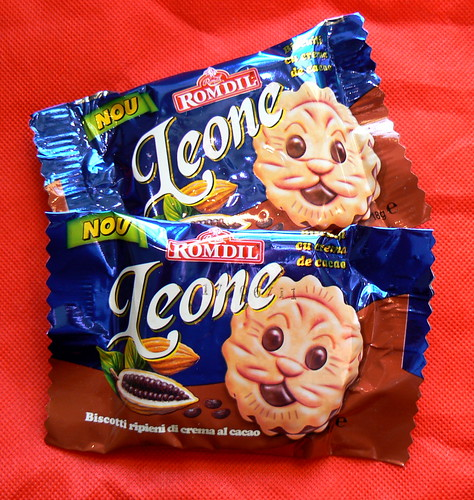 Lion Biscuits