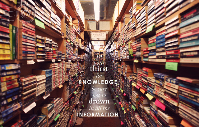 Motivational Quote: Knowledge