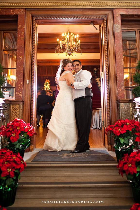 Loose Mansion Kansas City wedding photographer