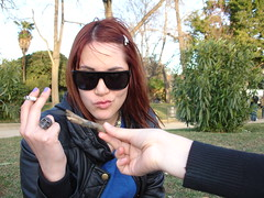 PICNIC DAY (Alexandra▲Cm) Tags: sunglasses skull super retro future calavera