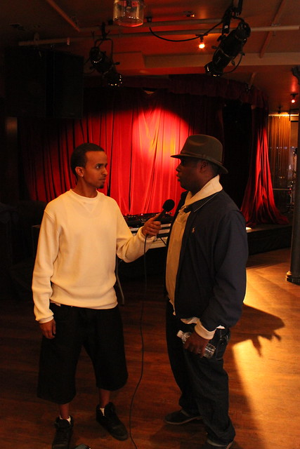 Jay Electronica on The Come Up Show