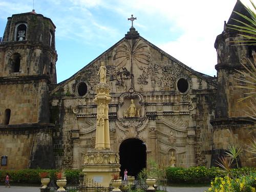 miag-ao church iloilo