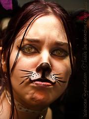 estooooo... miau? (Isidr Cea) Tags: navidad ps gato disfraces nadal monstruos miau cs4 tady gatuna olympuse3 las13muertes isidrocea 13muertes isidroceagmailcom