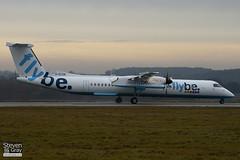 G-ECOK - 4230 - Flybe British European - De Havilland Canada DHC-8-402Q Dash 8 - Luton - 110106 - Steven Gray - IMG_7608