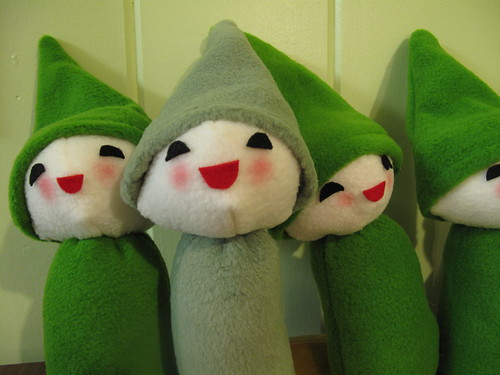 Christmas Elf Plush 0170