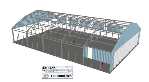 Le hangar de Bondues LFQO