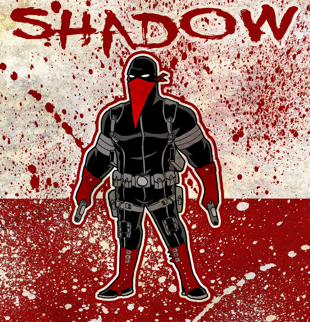 NeoPulp Remake/Remodel: THE SHADOW