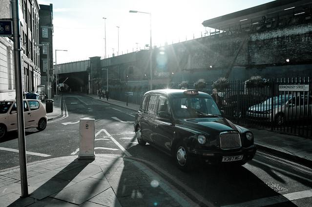 逆光 SMC, 倫敦
