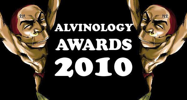 Alvinology Award 2010 - Alvinology