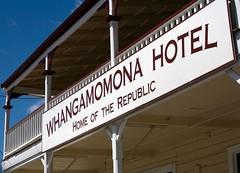Whangamomona, NZ (C) 2010