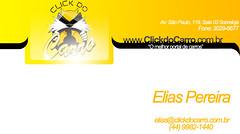 Cartão desenvolvido p/ Click do Carro (luccabarros) Tags: do gato carro click cartão