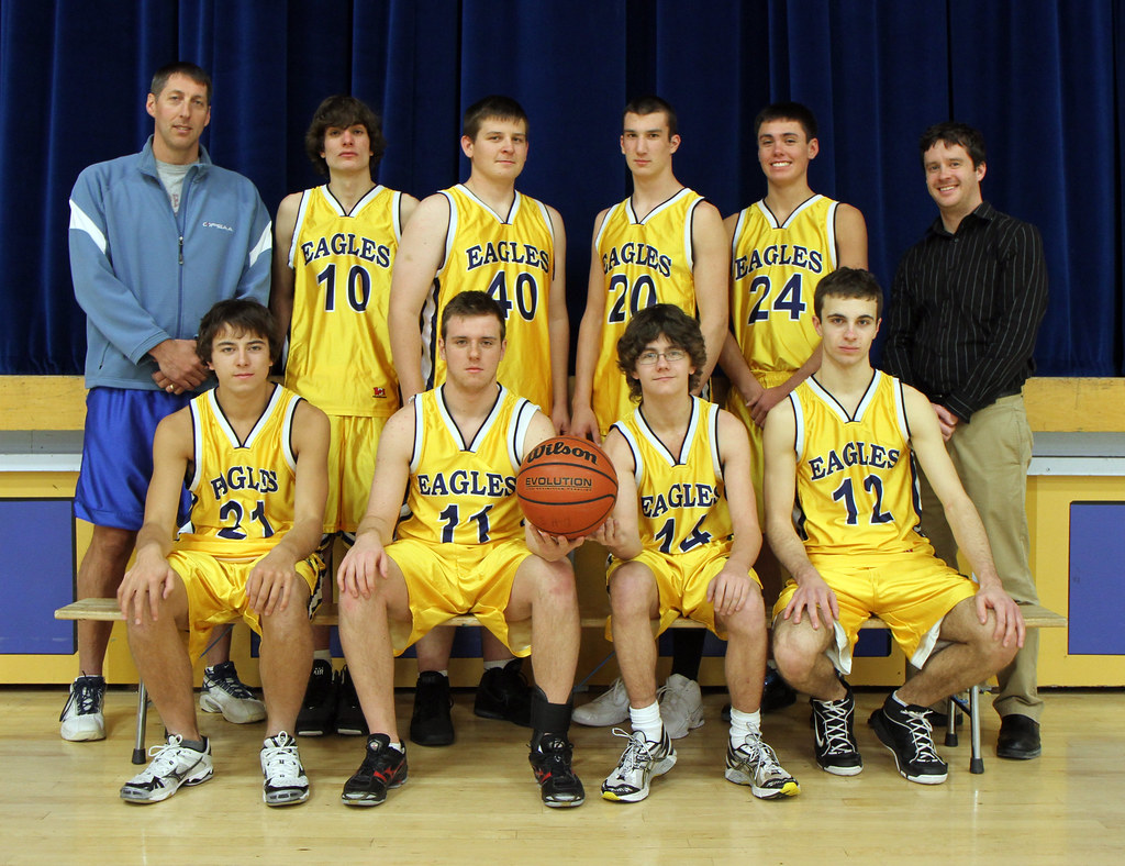 Senior Boys Basketball 2010/11