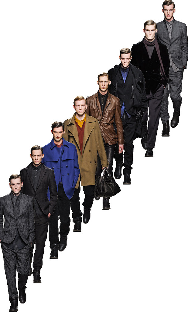 Milan Menswear - Bottega Veneta Fall 2011
