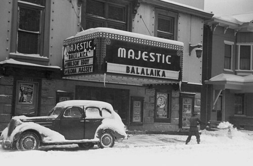 Majestic Theater in 1940