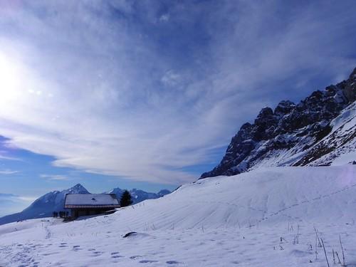 Le chalet au Col de l'Arpettaz 028
