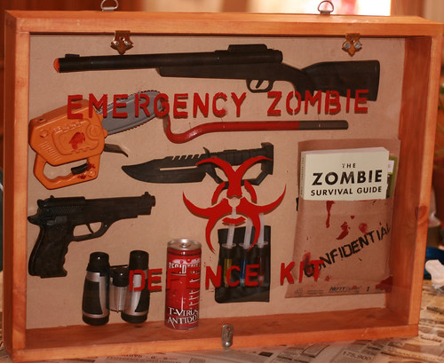 Zombie Defense Kit for Kids