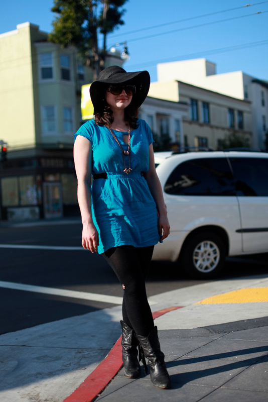 blackhat - san francisco street fashion style