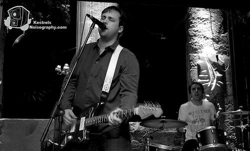 Kestrels - Jan15th2011 @ The Seahorse Tavern 01