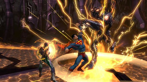 DC Universe Online Guide to Bosses - Hot Tips