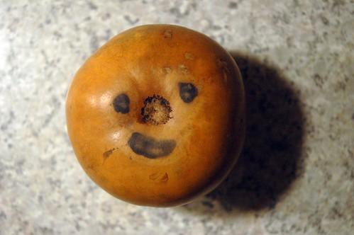 gourd face