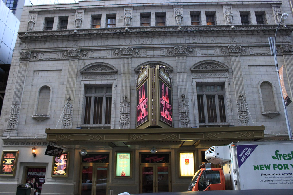 Longacre Theater