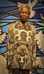 Nelson Mandela (scuba_dooba) Tags: africa madame sculpture london statue december 5 south president july nelson politician wax 18 xhosa revolutionary mandela tussauds 1918 philanthropist waxwork likeness – 2013 antiapartheid rolihlahla thembu