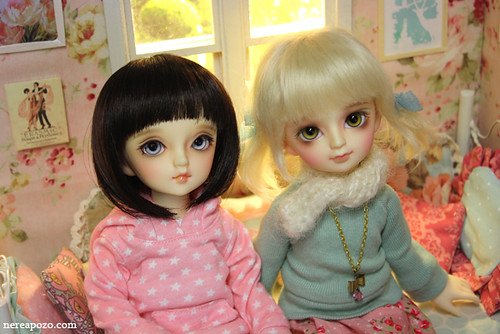 MiuMiu and Muffin!