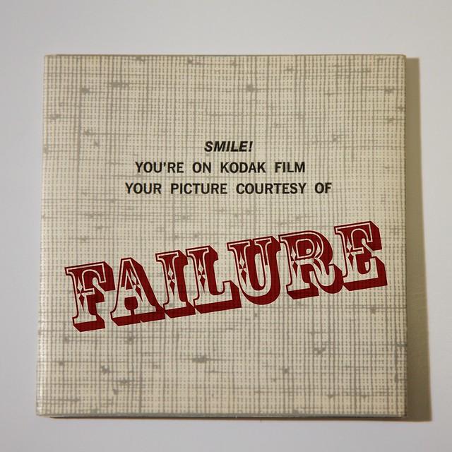 365-2011-012: Failure