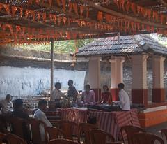 Cultural Programme was held as a part of Vishu Kani Festival at Aila Shri Durgaparameshwari Temple (praveenafor) Tags: temple culturalprogramme kasaragod uppala vishukani durgaparameshwari nayabazar ailashridurgaparameshwaritemple annualfivedaysvishufestival vishufestival