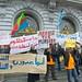 Free Eritrea democracy protest in San Francisco 20
