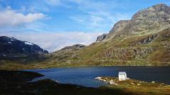 DSC_0137 Ulevåvatnet på Haukelifjell-Sony mobil (JarleB) Tags: dyrskar gamleveienoverdyrskar haukelifjell haukeli ulevåvatnet ulevå