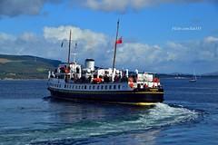 Balmoral (Zak355) Tags: balmoral mvbalmoral ship shipping boat rothesay isleofbute bute riverclyde scotland scottish