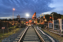 Verlegging spoorwegovergang Bosscherweg - fotografie Fred Berghmans (Belvedere Maastricht) Tags: belvédère maastricht noorderbrug noorderbrugtracé strukton bruggenbouw wegenbouw gebiedsontwikkeling wegverlegging struktonrail prorail spoorwegovergang bosscherweg