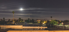 West View (CJDee27) Tags: night astronomy astrology astrophotography landscape nature panorama nightphotography nightscape moon compo composition lightroom lighting mountains