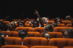 Ian Mistrorigo 042 (Cinemazero) Tags: pordenone silentfilmfestival cinemazero ianmistrorigo busterkeaton matine cinemamuto pianoforte