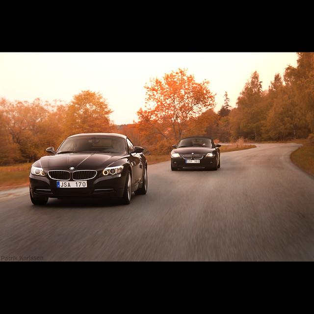convertible bmw z4 z3 patrik karlsson 2002tii