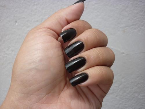 Dragão Negro - Ana Hickmann