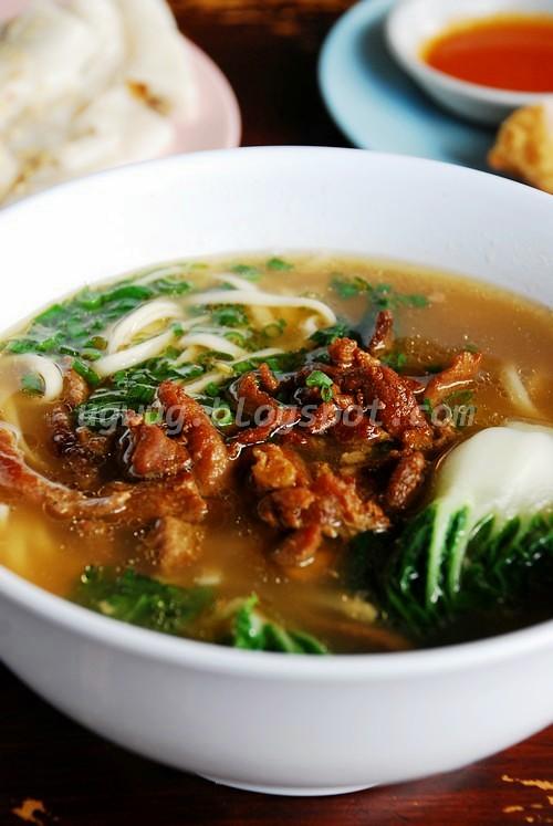 Szechuan Soup Noodles