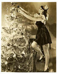 rita hayworth xmas tree crop