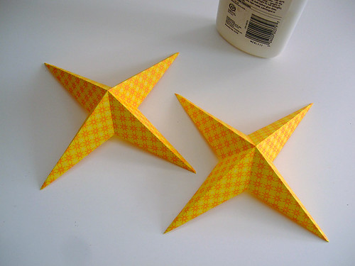 TutorialSuper Simple Paper Stars annekata