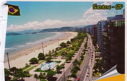 Santos, São Paulo
