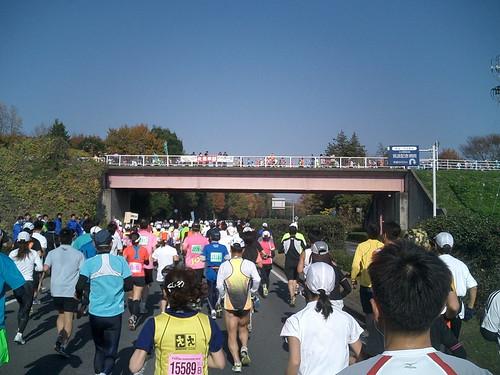 Tsukuba Marathon 2010