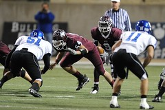 TIS (1682) (Blue City Photography) Tags: game sports field texas action stadium somerset columbia playoffs cypress bulldogs highschoolfootball 2010 roughnecks brazoria division1 westcolumbia brazoriacounty class3a cbisd bluecityphotographycom regionalchampionshipgame theberrycenter