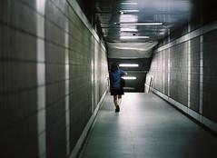 ... (june1777) Tags: snap street subway seoul anguk station mamiya 645 mamiya645 c 80mm f19 fuji pro 400 h 400h pro400h sekor tl