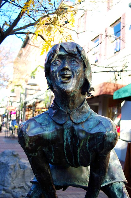 Little Girl Statue