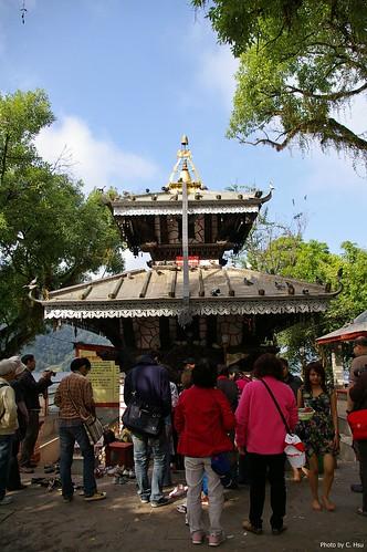 Phewa Lake - Barahi (Varahi) Temple (Pokhara)