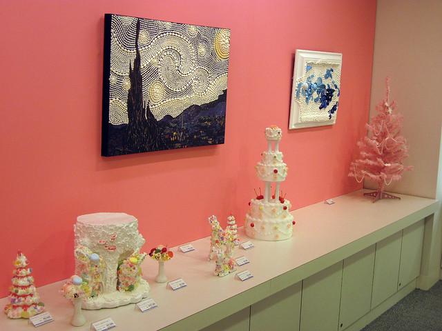 Osamu Watanabe Sweet Christmans Exhibition