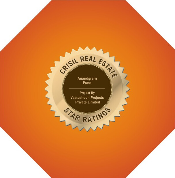 Anandgram Yavat, A Project by Vastushodh Projects Pvt Ltd, Receives CRISIL Real Estate 5 Star Ratings!